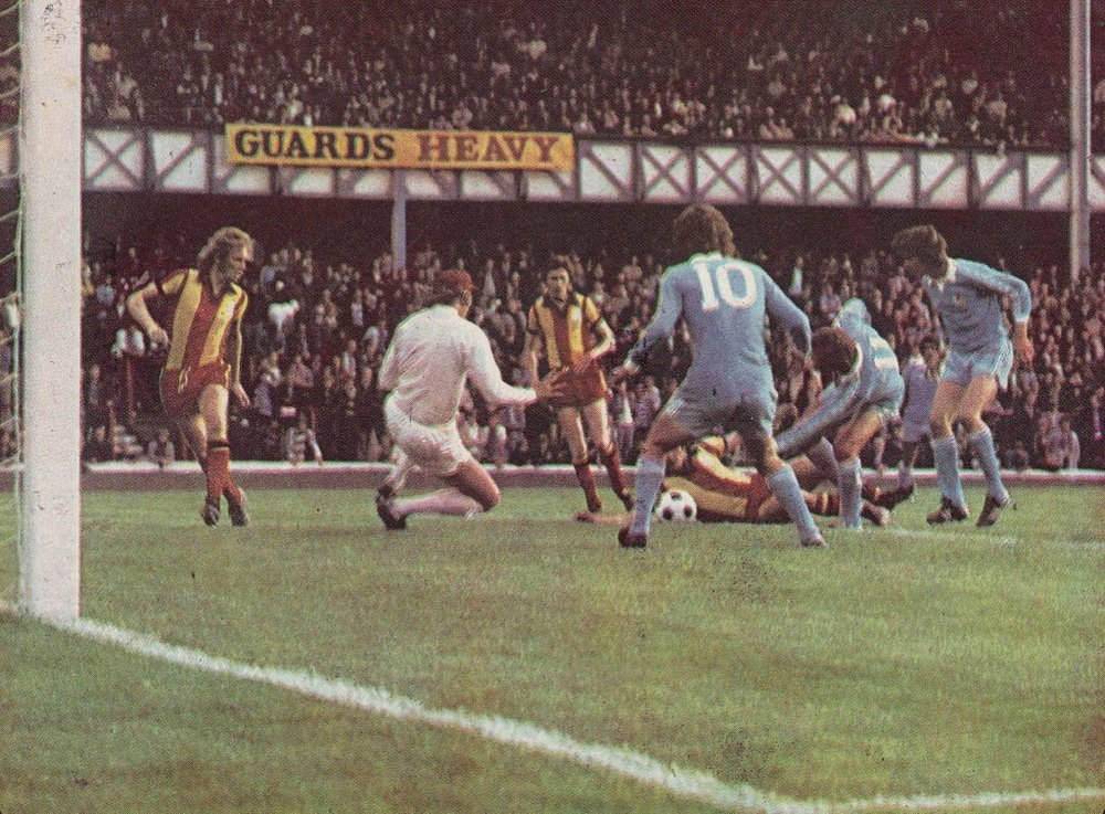 Partick Thistle v Manchester City Tennant Caledonian Cup 3rd Place ...
