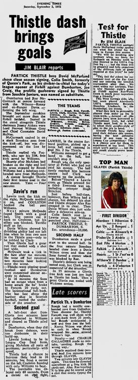 Report v Dumbarton (H) Sep 1972 [Evening Times].jpg